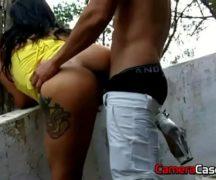 Porno na rua