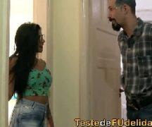 Casa brasileirinhas com rabuda levando rola