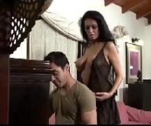 Porno coroas brasileiras na sala fodendo