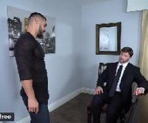 Gay amador dando para o patrão